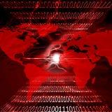Virus alert Stock Images