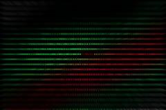 Virus in computer code on black background. Virus in computer code on black background royalty free stock photo