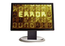 Virus d'ordinateur Photo stock