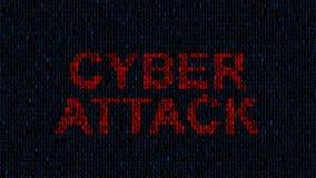 Virus de ordenador en la red Fondo alerta del virus, concepto de la seguridad