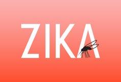 Virus de Zika Images stock