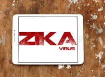 Virus de Zika Imágenes de archivo libres de regalías
