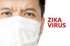 Virus de Zika Imagen de archivo libre de regalías