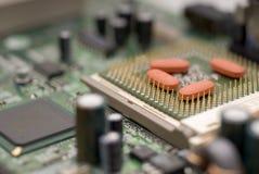 Virus di calcolatore Immagini Stock Libere da Diritti
