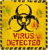 Virus informatique Images stock