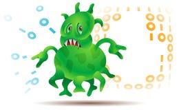 Virus or Microbe Royalty Free Stock Photos