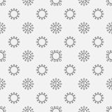 Virus seamless pattern Royalty Free Stock Photo
