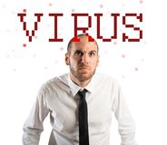 Virus Stock Image