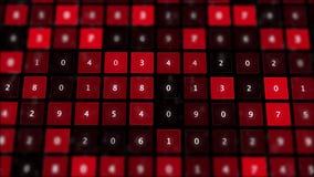 Viruset smittade malwaredatordata på skärmen vektor illustrationer