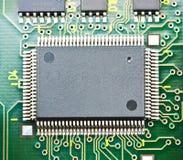 Viruta de circuito electrónico a bordo Fotografía de archivo