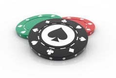 Virutas de póker