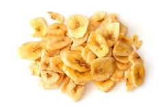 Virutas del plátano Foto de archivo