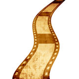 Virvla runt filmstrip stock illustrationer
