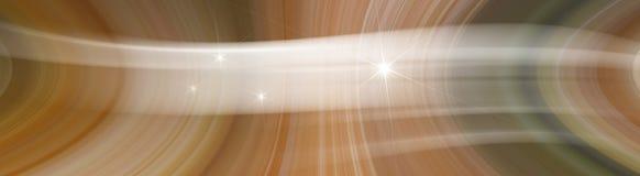 Virvlande runt luft för bakgrund med stjärnan Arkivbilder
