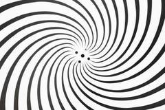 Virvlande runt radiell modellbakgrund Arkivbild