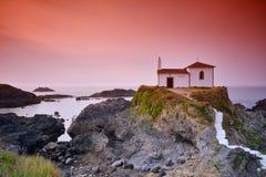 Virxe do Porto in Galicia. Royalty Free Stock Photos