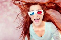 visão 3d Imagens de Stock Royalty Free