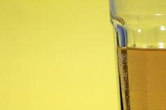 Visão da cerveja Imagem de Stock Royalty Free