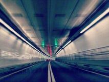 Visão de túnel Imagens de Stock