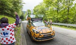Visão mais o carro Imagens de Stock Royalty Free