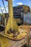 Vis de machine abandonnées par camelote Image libre de droits