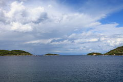 Vis island (Croatia) Royalty Free Stock Image