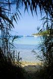 Vis island landscape Royalty Free Stock Photography