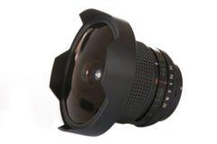 Vis-oog lens Royalty-vrije Stock Afbeeldingen