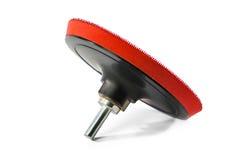 Vis principale gan avec l'attache de Velcro Image libre de droits