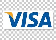visa stock de ilustración