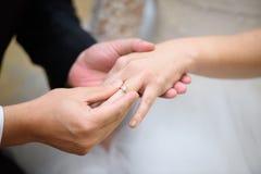 Visa att jag ska att gifta sig dig Fotografering för Bildbyråer