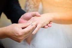 Visa att jag ska att gifta sig dig Royaltyfri Foto