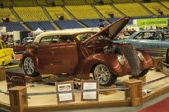 Visa bilen Royaltyfri Bild