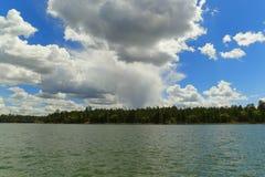 Visa den låga sjön Arizona Royaltyfria Foton
