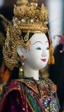 Visa modelldramahjältinnan för dockan (dockan) Royaltyfri Fotografi