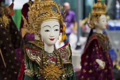 Visa modelldramahjältinnan för dockan (dockan) Royaltyfria Bilder