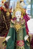 Visa modelldramahjältinnan för dockan (dockan) Arkivfoto