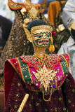 Visa modelldramahjältinnan för dockan (dockan) Arkivfoton