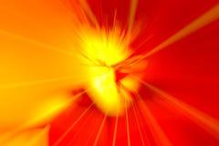 Visage abstrait Image libre de droits