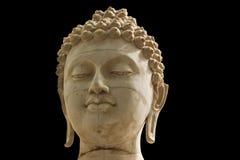 Visage antique de Bouddha, Images stock