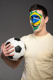 Visage Art indicateurs Image libre de droits