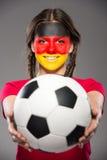 Visage Art indicateurs Images libres de droits