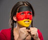 Visage Art indicateurs Photo libre de droits