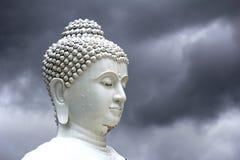 Visage Bouddha Photos libres de droits