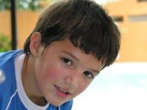 Visage d'enfants Image stock