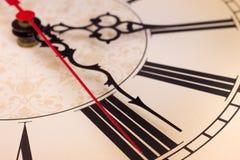 Visage d'horloge photographie stock libre de droits