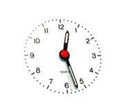 Visage d'horloge Photo stock