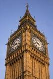 Visage d'horloge de Big Ben image libre de droits