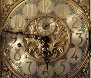 Visage d'horloge première génération élégant Photographie stock libre de droits