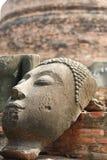 Visage de Bouddha Images libres de droits